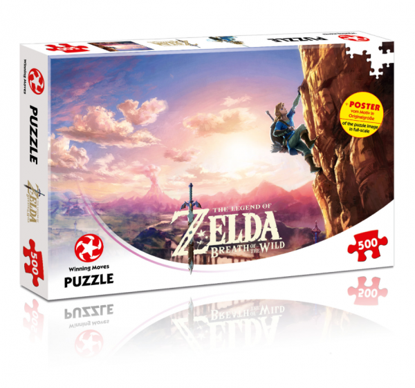 The Legend of Zelda - Breath of the Wild - Puzzle
