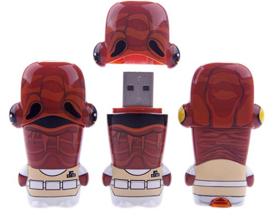 Star Wars - Admiral Ackbar 8GB USB-Stick
