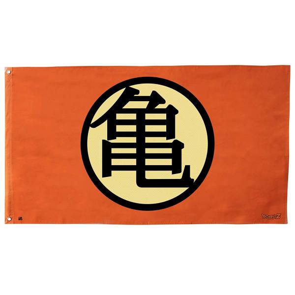 """Dragon Ball - Flag """"Kame Symbol"""" (70x120)"""