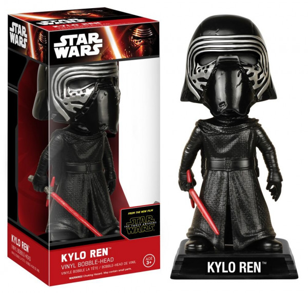 Star Wars - Vinyl Bobble-Head - Kylo Ren