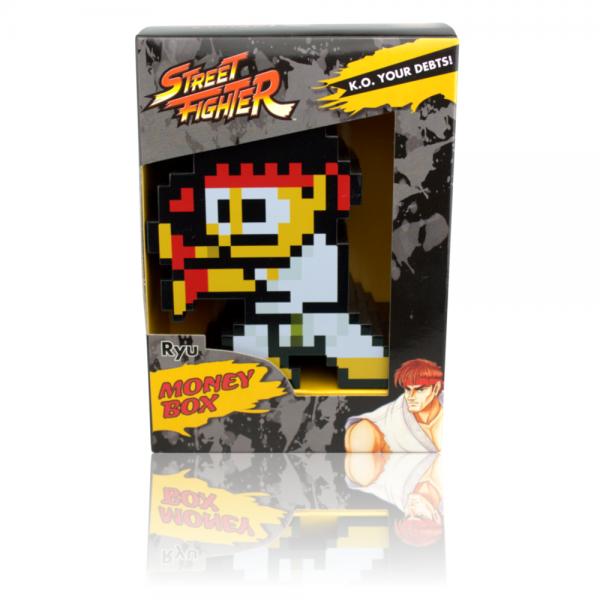 Street Fighter - Ryu Spardose (ca. 11 cm)