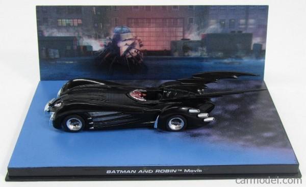 Batman - Batmobil Sammlermodell - Batman & Robin Movie