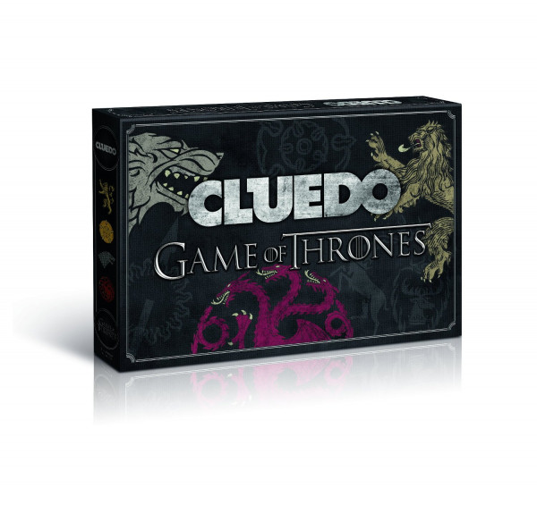 Game of Thrones - Cluedo Collectors Edition