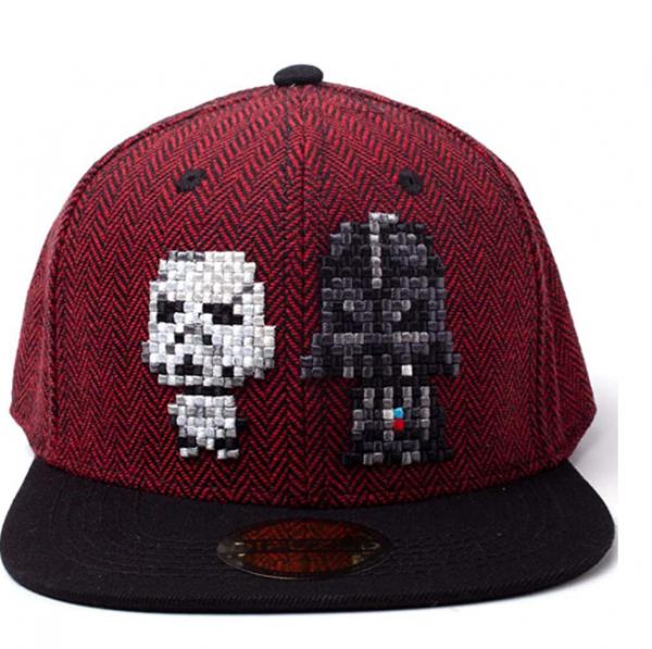 Star Wars - Pixel Darth Vader & Stormtooper - Snapback