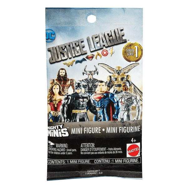 DC Justice League - Mighty Minis