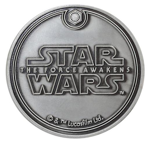 Star Wars - Sammelmünze