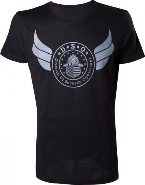 Resident Evil - D.S.O. Emblem - T-Shirt