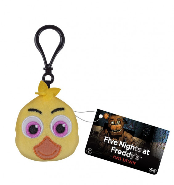 Five Nights at Freddy´s - Plush Keychain - Chica
