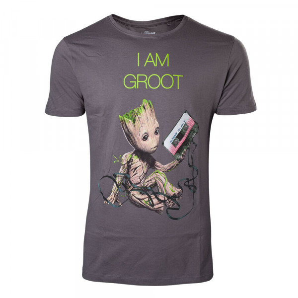 Guardians of The Galaxy - I am Groot - T-Shirt