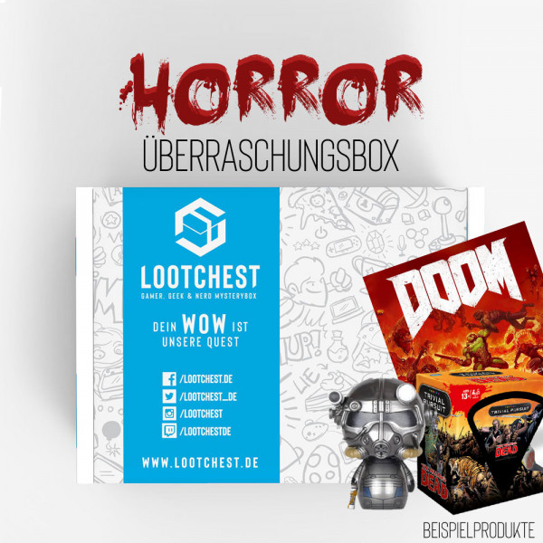 lootchest Horror - Überraschungsbox