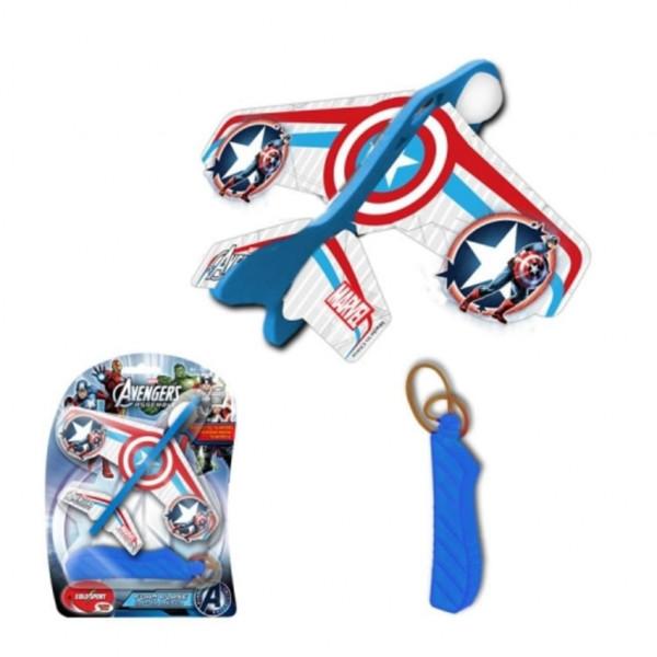 Marvel - Captain America Spielzeugflugzeug