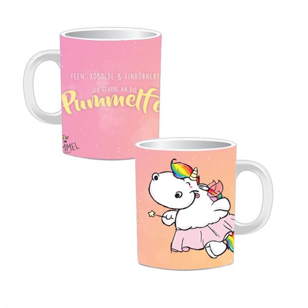 Tasse Pummeleinhorn - Pummelfee (Fullprint)
