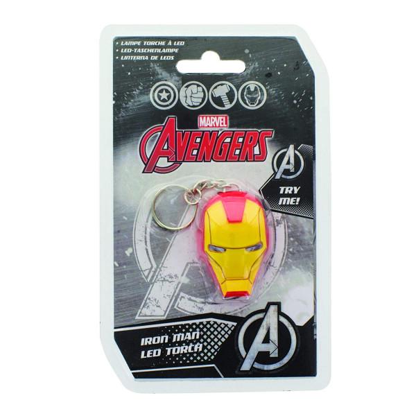 Marvel Avengers - Iron Man LED-Taschenlampe