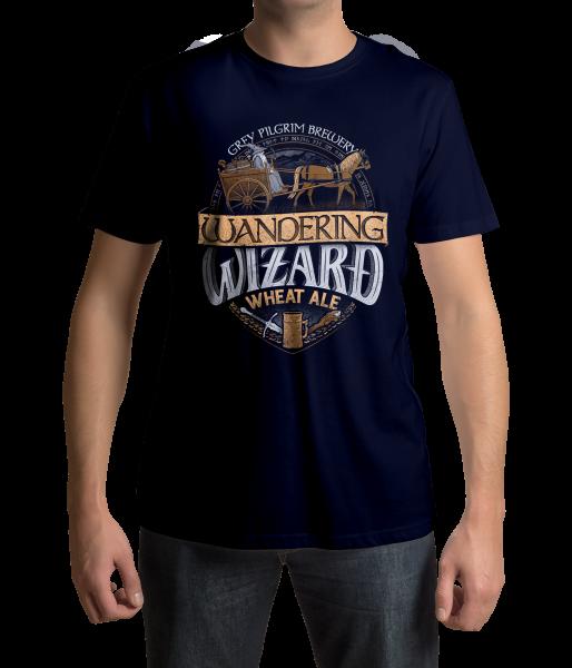 lootchest T-Shirt - Wandering Wizard