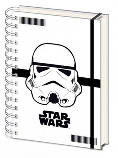 Star Wars - Notizbuch - Stormtrooper