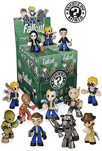 Funko Mystery Minis - Fallout