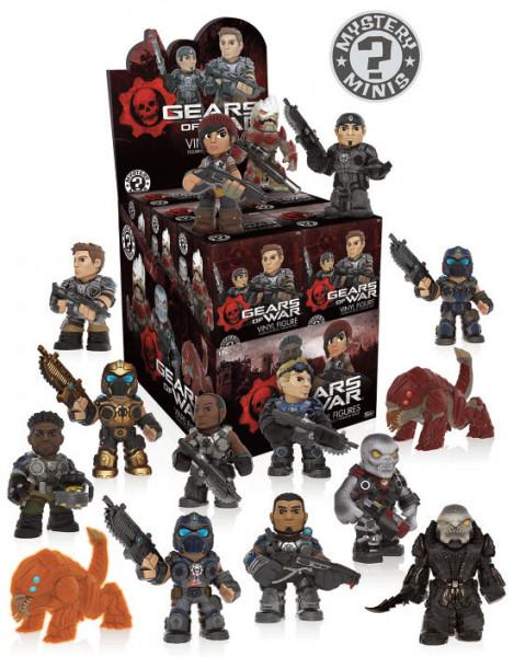 Funko Mystery Minis - Gears of War