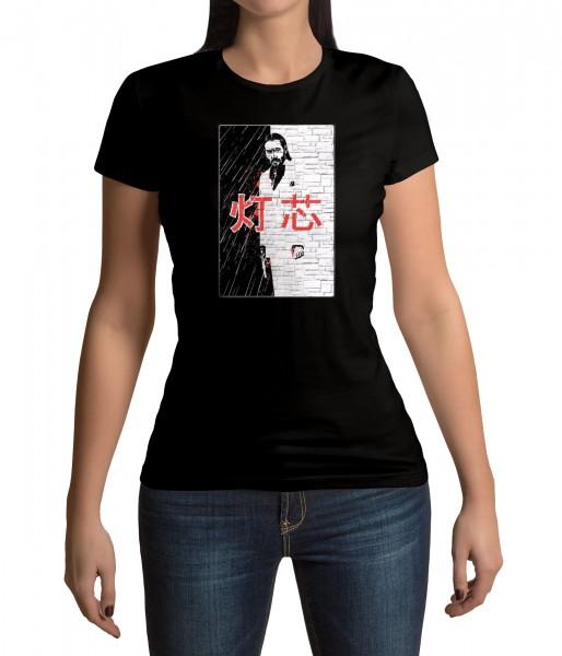 Mashup T-Shirt - John Montana (John Wick & Tony Montana) - Damen