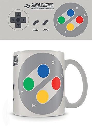Nintendo - SNES - Tasse