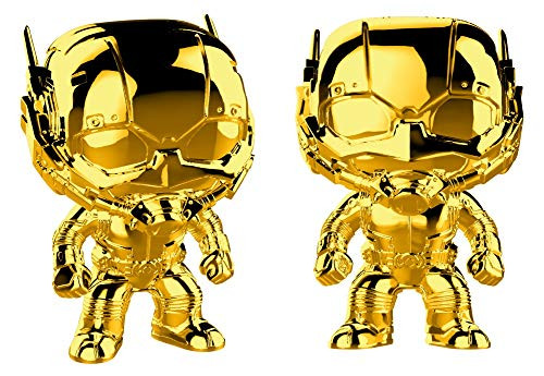 Funko PoP! Marvel - ANT-MAN (Chrome)