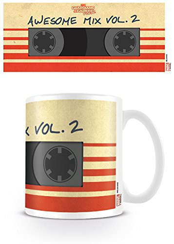 Guardians of the Galaxy - Awesome Mix Vol. 2 Kassette - Tasse