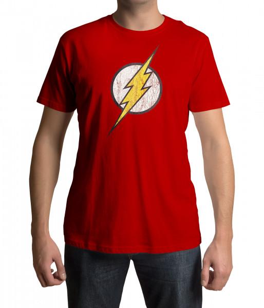 DC Universe - The Flash - Logo T-Shirt