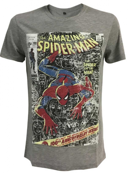 Marvel - Spider-Man - The Amazing Spider-Man T-Shirt