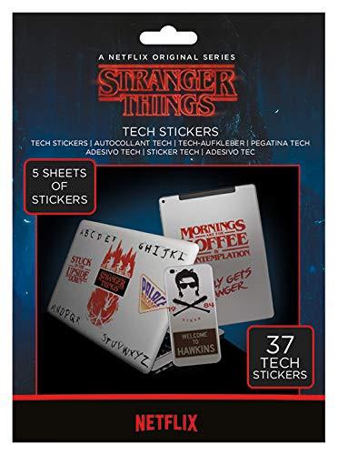 Stranger Things - Sticker Set