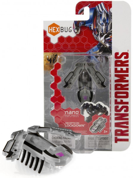 Transformers - Hexbug Nano Lockdown