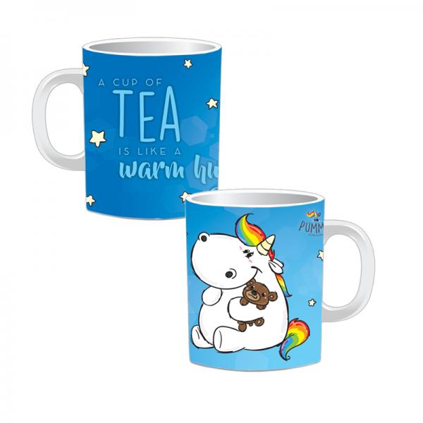 Tasse Pummeleinhorn - Tea Hug (Fullprint)