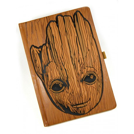 Marvel - Guardians Of The Galaxy - Groot 3D Cover Notizbuch