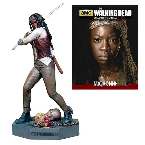 The Walking Dead - Michonne Figur