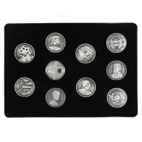 Star Wars - Sammelmünzen-Set
