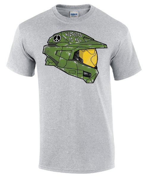 lootchest T-Shirt - Augmented to Kill
