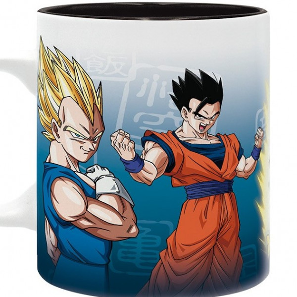 Dragon Ball Saiyans & Piccolo - Tasse 320ml