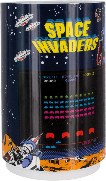 Space Invaders - Projektionsleuchte