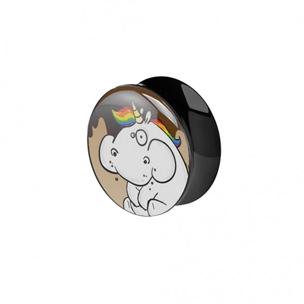Pummeleinhorn - Plug (Kekfe)