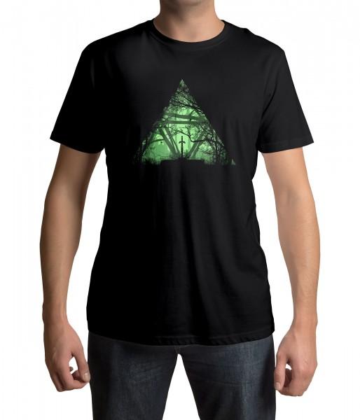 lootchest T-Shirt - Masterschwert - Zelda