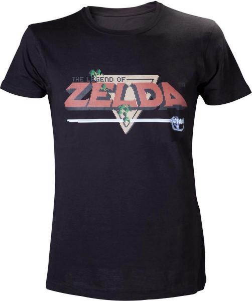 The Legend Of Zelda - Retro - T-Shirt