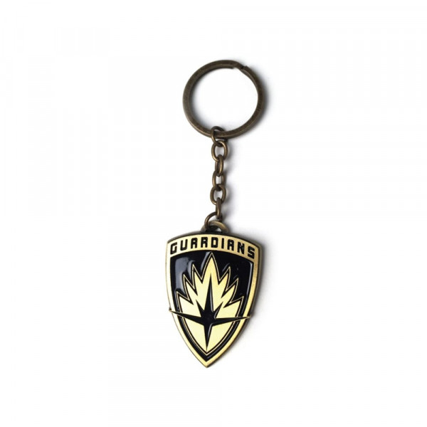 Marvel Guardians of The Galaxy-Guardians Logo Keychain