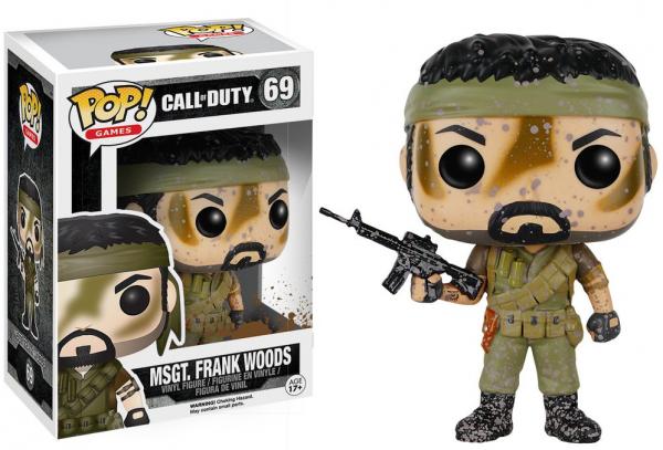 Funko PoP! Games - Call of Duty - Woods