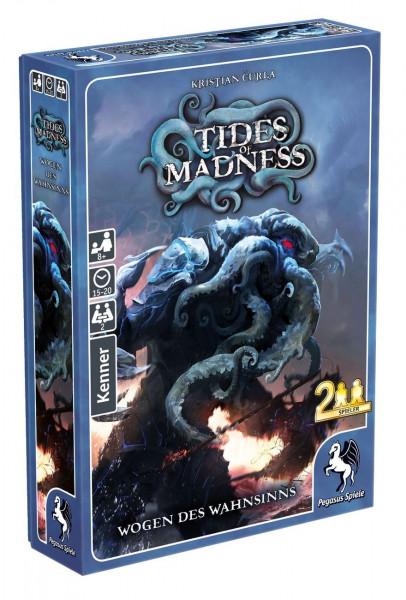 Tides of Madness - Wogen des Wahnsinns Spiel
