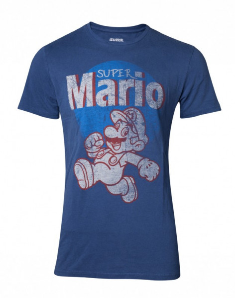 Nintendo - Super Mario Running Vintage T-Shirt