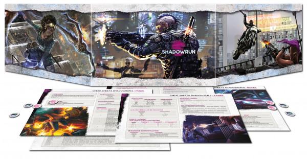 Shadowrun: Sichtschirmpack