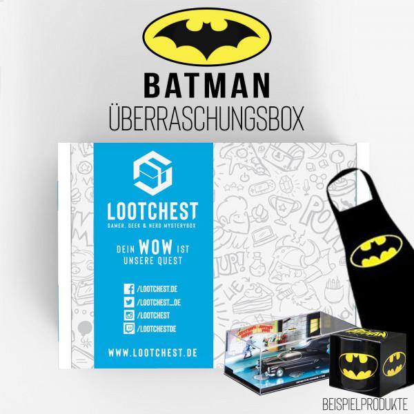 lootchest Batman - Überraschungsbox