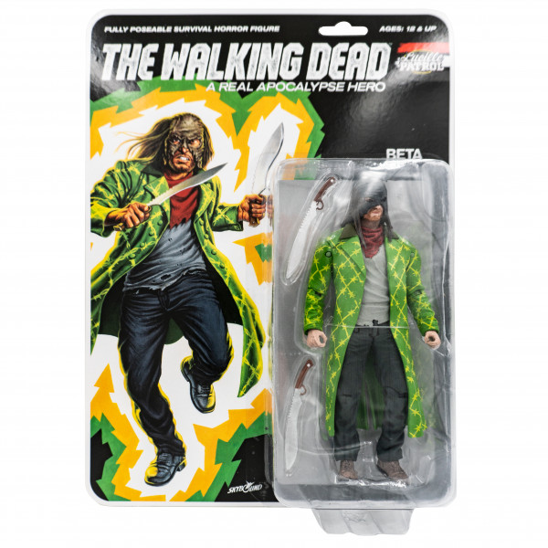 The Walking Dead - Action Figure - Shiva Force - Beta