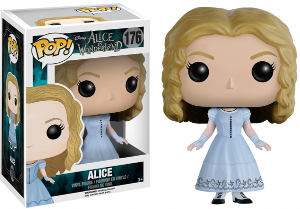 Funko PoP! Disney - Alice in Wonderland