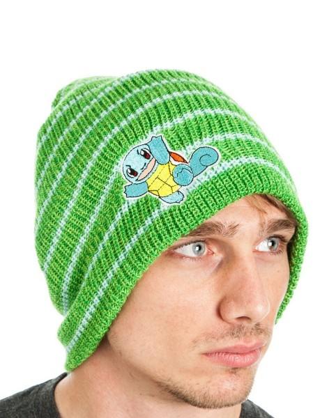 Pokemon - Schiggy Mütze