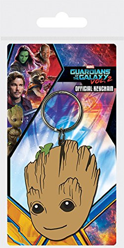 Marvel Comics Guardians of The Galaxy Vol. 2 - Baby Groot Keychain