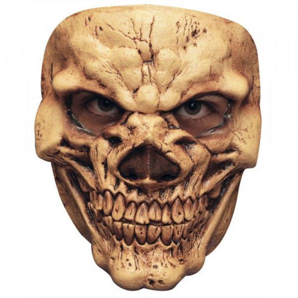 Maske - Lachender Schädel